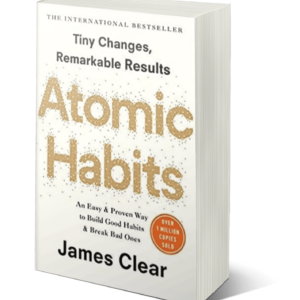 Atomic habits by James clear eBook