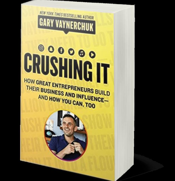 Crushing It eBook by Gary Vaynerchuk