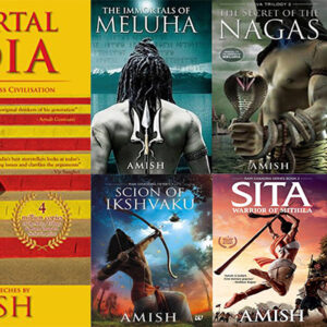 Amish Tripathi All 8 eBooks Collection